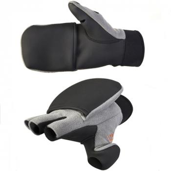 Флисовые перчатки-варежки Norfin HELIUM 703067