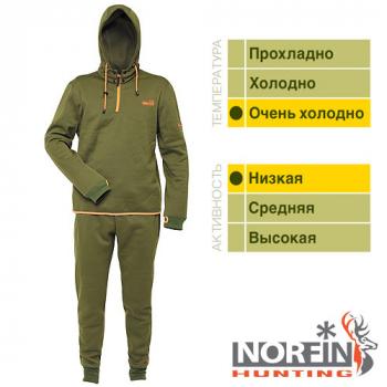Термобельё Norfin HUNTING COSY LINE