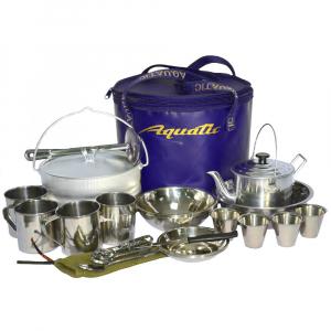 Набор посуды Aquatic  ПН-01-4С на 4 персоны