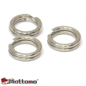 Заводные кольца Mottomo Split Ring MS301
