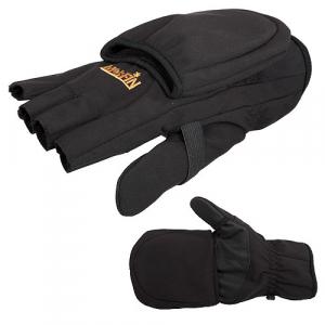 Флисовые перчатки-варежки Norfin SOFT SHELL
