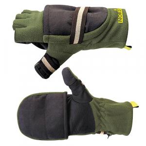 Флисовые перчатки-варежки Norfin NORD