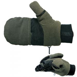Флисовые перчатки-варежки Norfin MAGNET