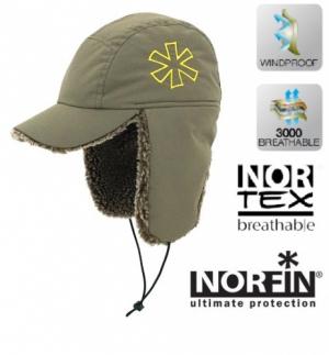 Шапка-ушанка Norfin ARCTIC