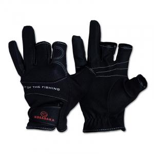 Перчатки неопреновые Kosadaka Fishing Gloves-21
