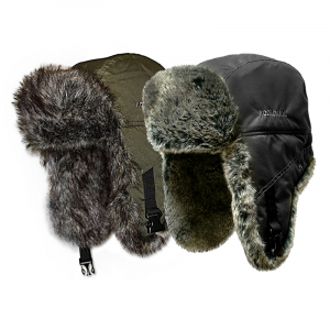Шапка ушанка Kosadaka Arctic мех шиншилла