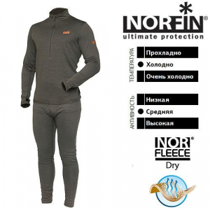 Термобельё Norfin NORD AIR