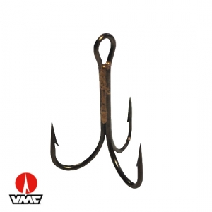 Тройной крючок VMC Predator Shaugnessy 9617BZ