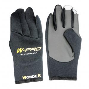 Неопреновые перчатки Wonder W-Pro Titanium WG-FGL01