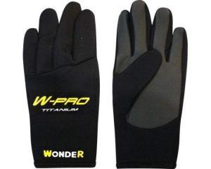 Неопреновые перчатки Wonder W-Pro Titanium WG-FLG06