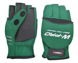 Неопреновые перчатки-варежки Wonder W-Pro WG-FGL07