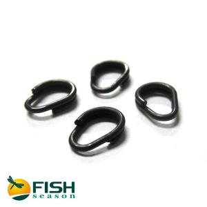 Заводные кольца разводящиеся Fish Season Egg Ring WD
