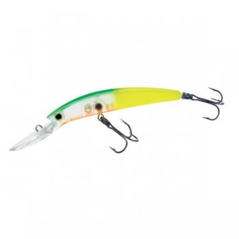 Воблер Yo-Zuri Crystal Minnow DD Walleye 90F R1205