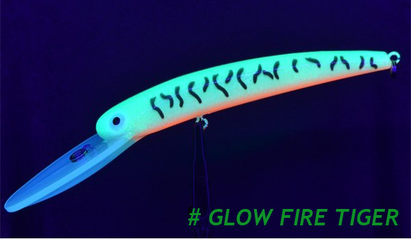 glow fire tiger lxd uv